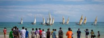 Dhow Race at ZIFF 2013